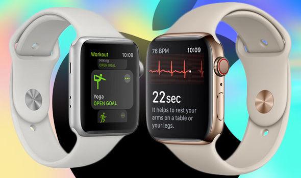 1000 TL-ko aldea ematen da Apple Watch 4  hartzen al da?