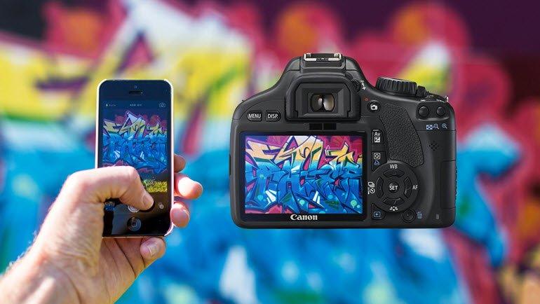 108MP kamera duten smartphoneak datozen!