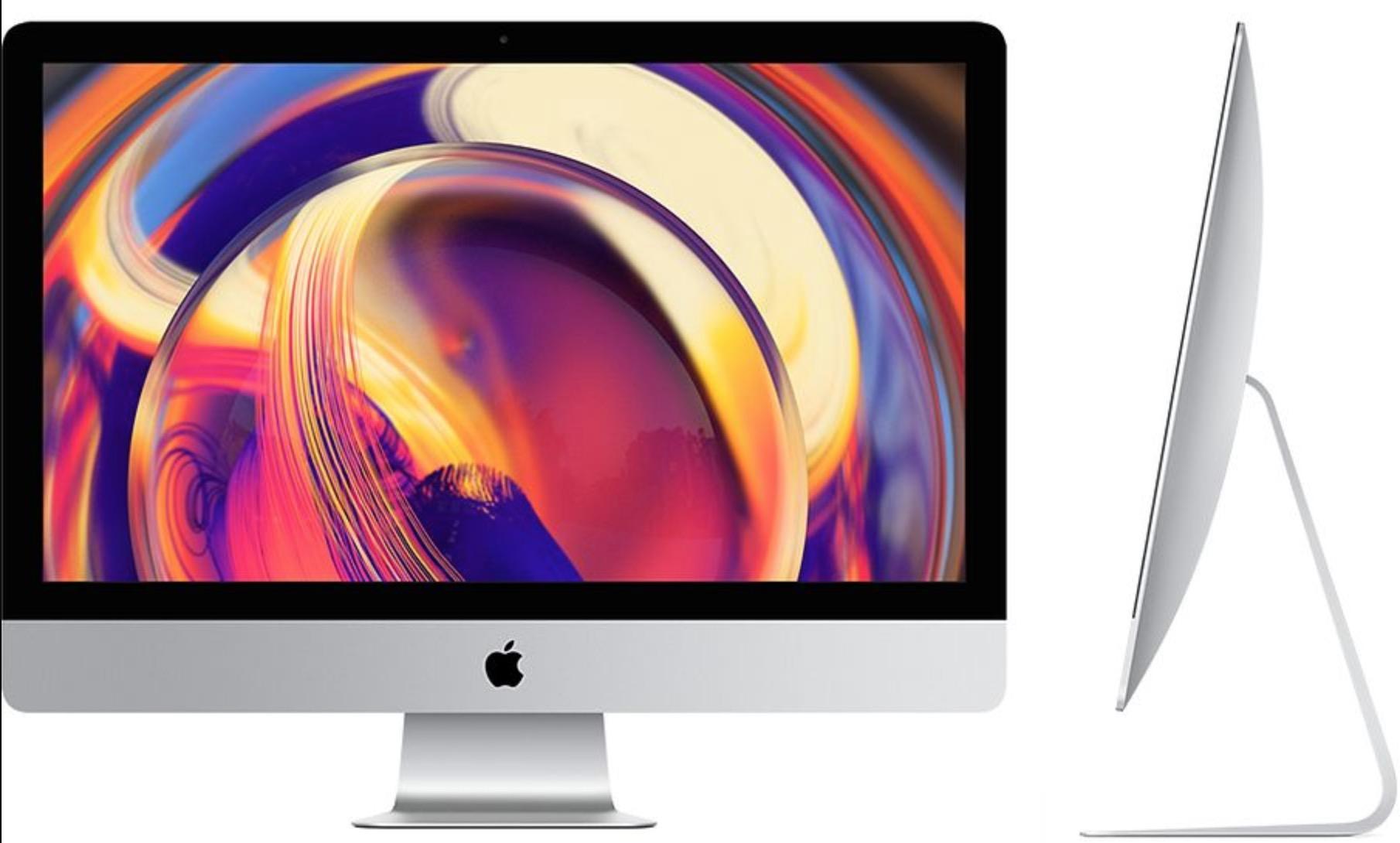 123 milioi iMac Pro sartzen da!