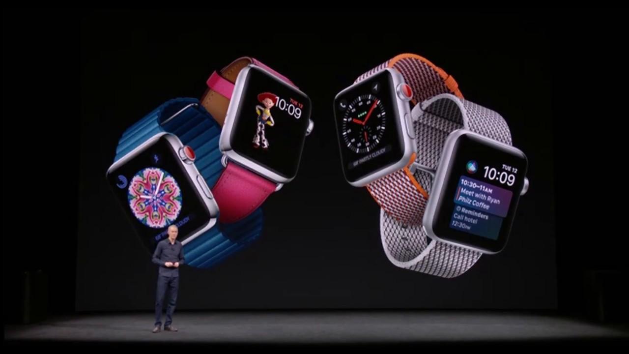 Nola kontrolatu Keynote Aurkezpena Apple Watch