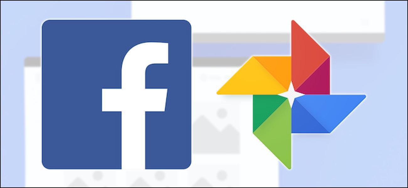 Nola transferitu zurea Facebook Argazkiak eta bideoa Google Photos-en