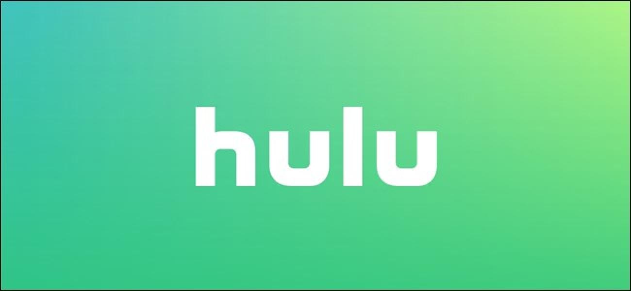 Nola telebista ikusi lagunekin Hulu Watch Party erabiliz