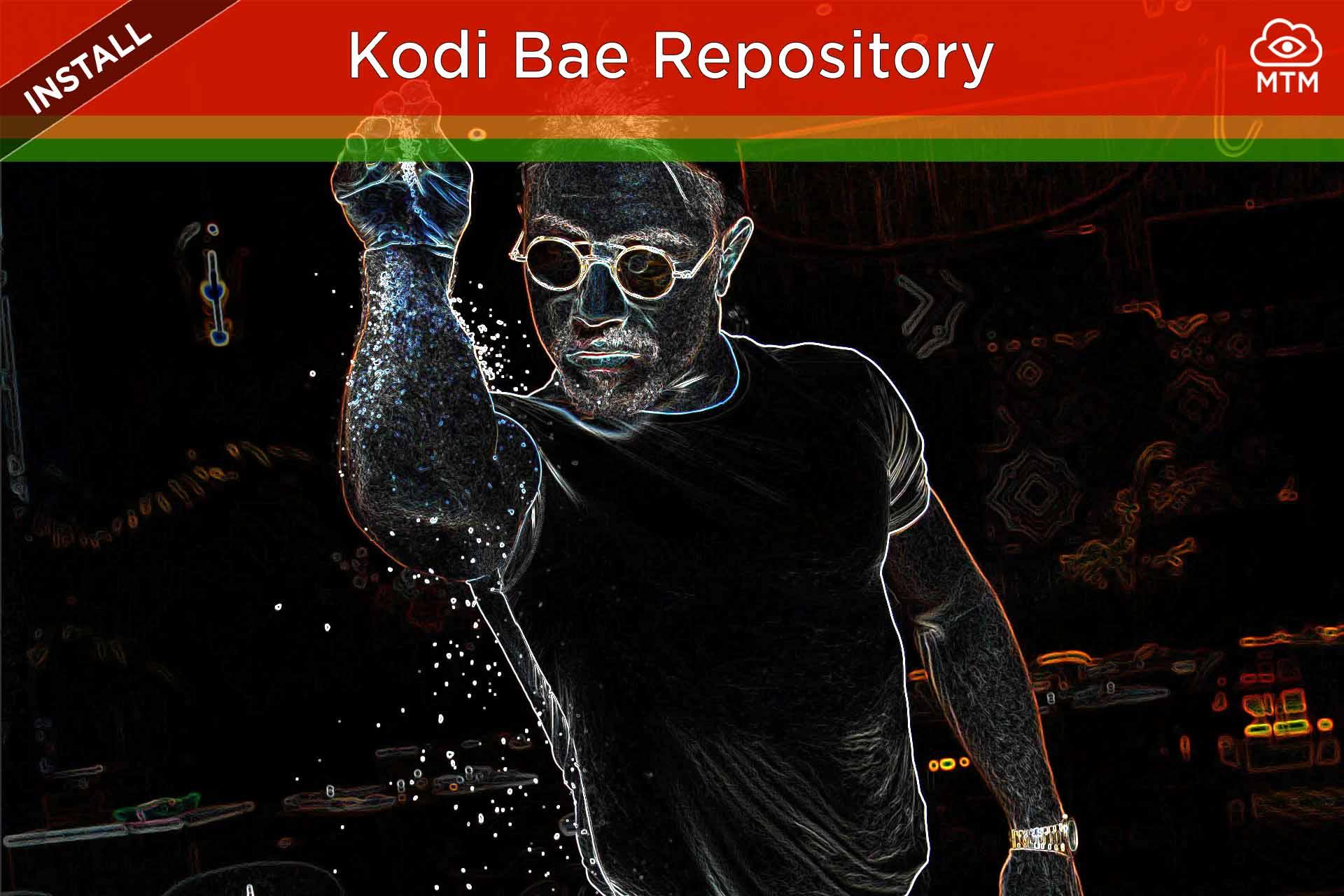 Instalatu Kodi Bae Repo Firestick & Android Box-en