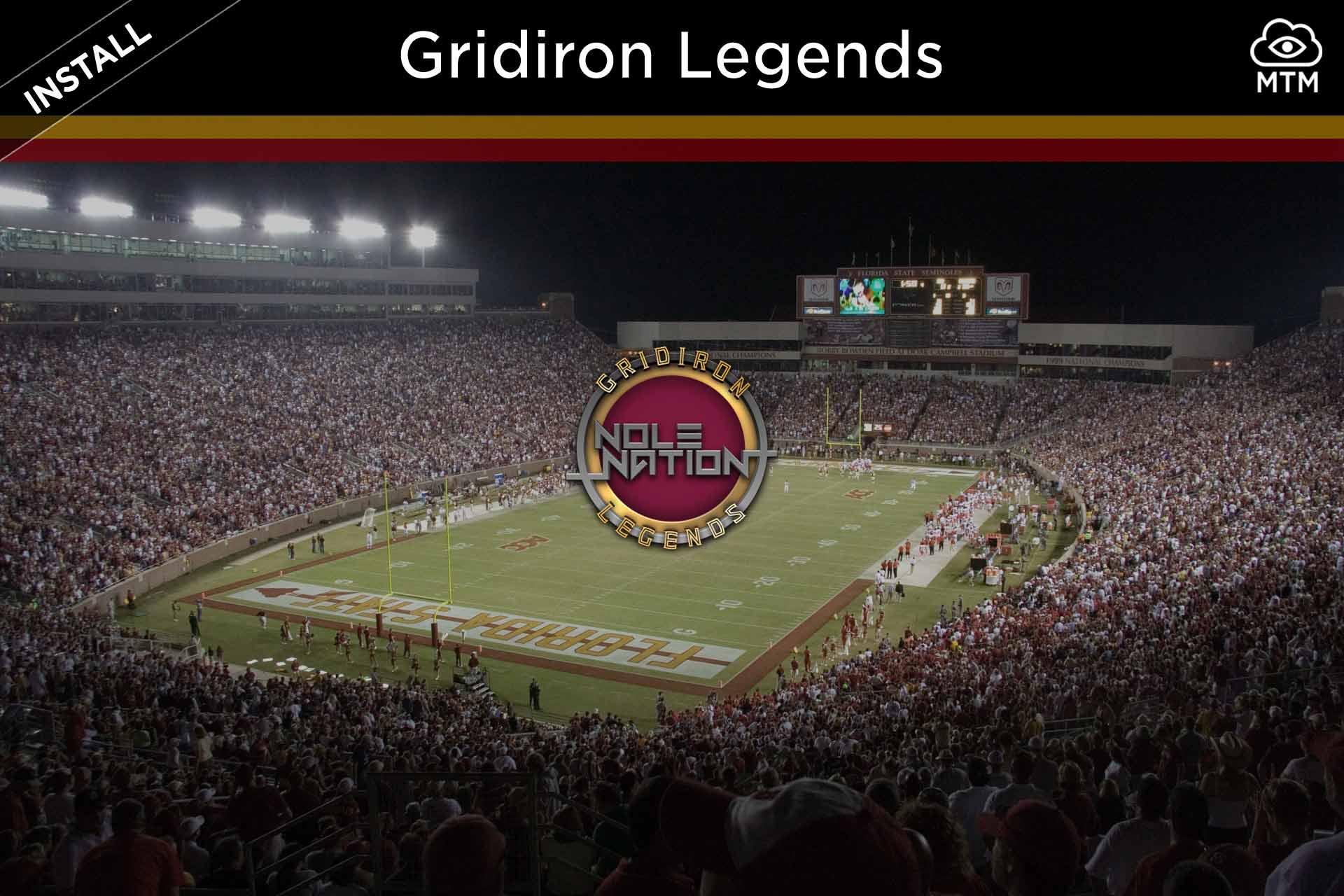 Nola instalatu Gridiron Legends Kodi Sports Addon
