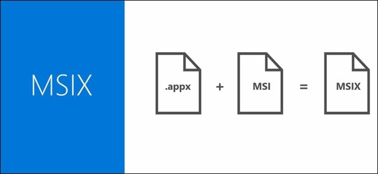 Software etorkizuna on Windows: Zer da MSIX fitxategia?