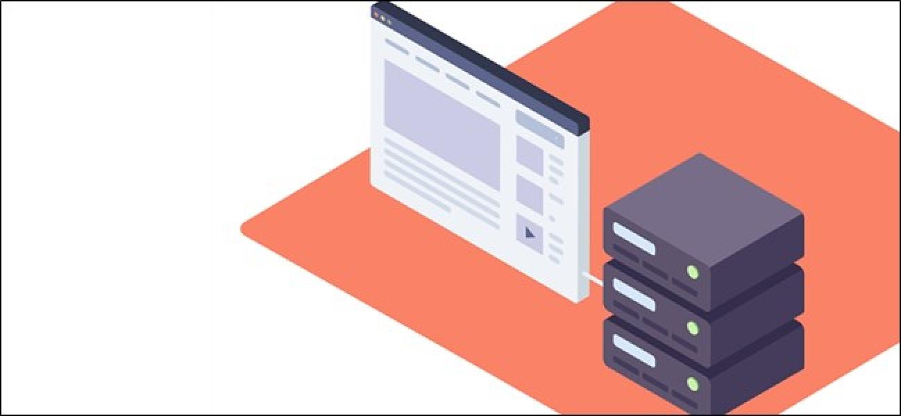 Web zerbitzari bat alda dezakezu zure etxeko Interneteko konexioan?