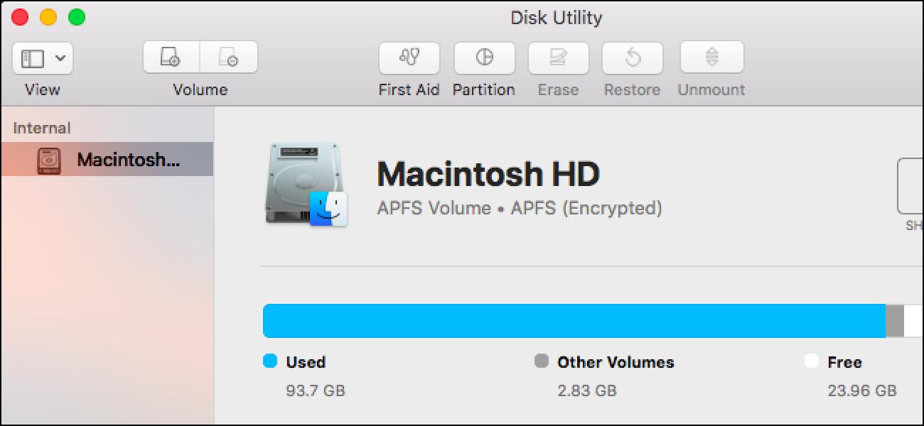 APFS azaldu da: zer jakin behar duzu AppleFitxategi sistema berria da