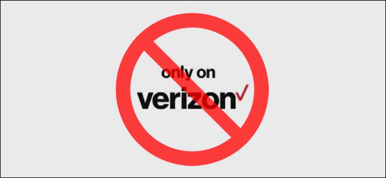 Pixela 2 Verizon-ena ez da benetan: erabili ahal izango duzu AT, T, Mobile eta Sprint-en.