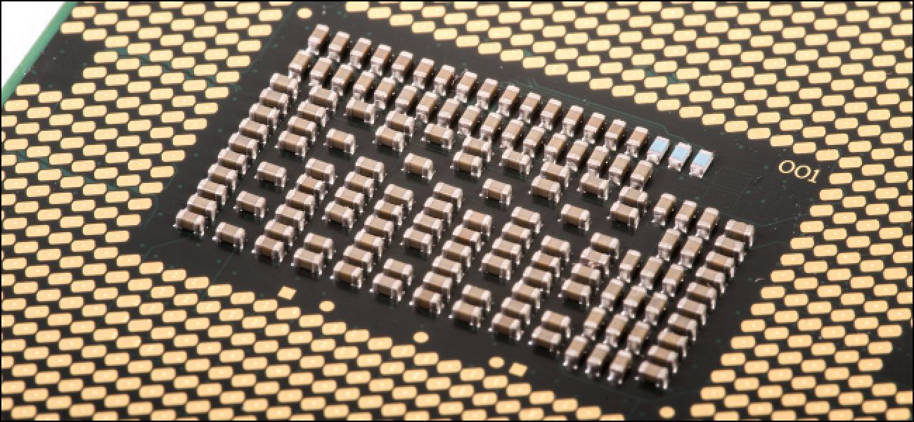 Zergatik dute CPU Cores guztiek abiadura berdina beste zenbait ordez?