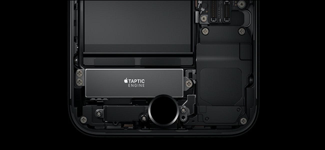 Zergatik dago etxeko botoia nire iPhonean 7 Arraroa sentitzen al zara?