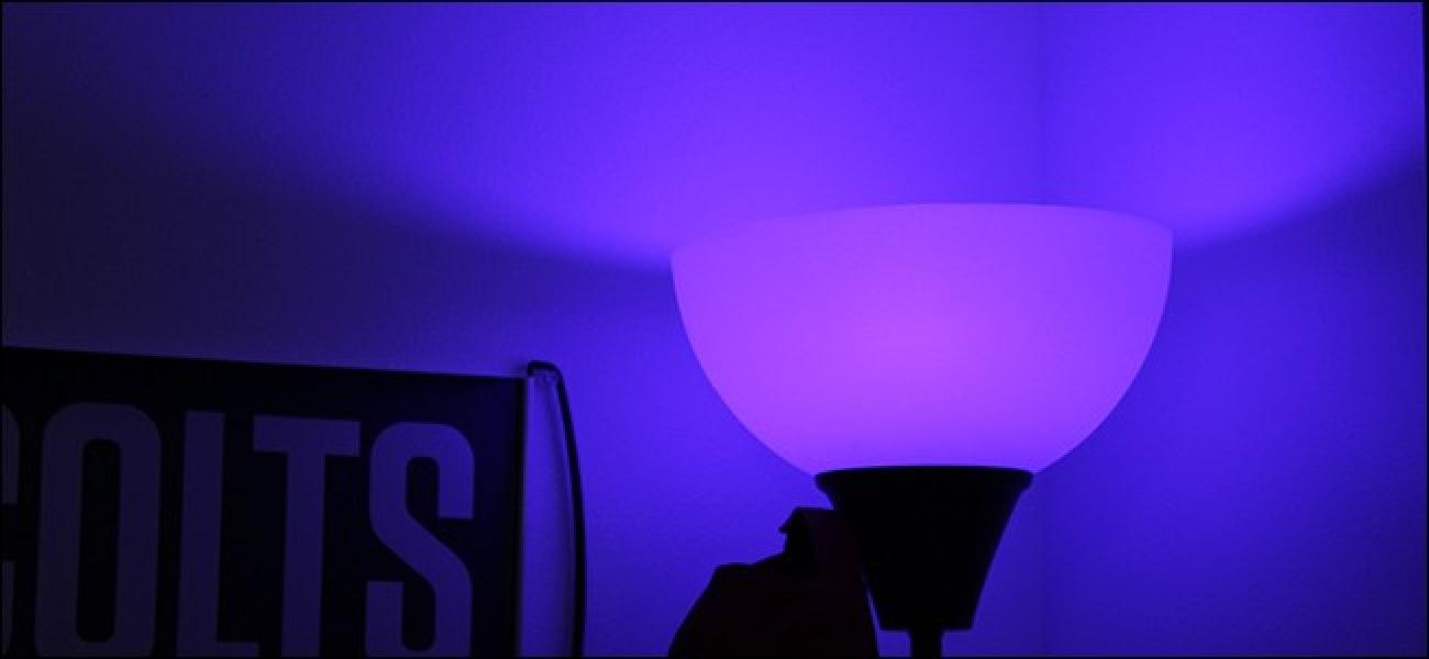 Zer gertatzen da My Philips Hue Lights lineaz kanpo?