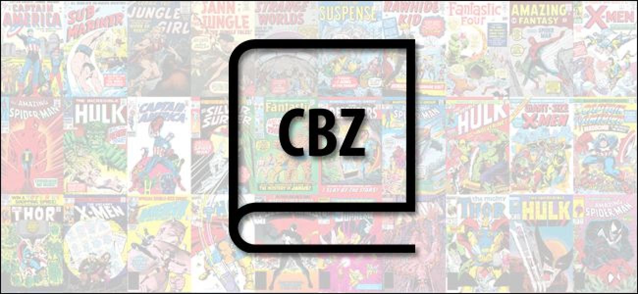 Zer dira CBR eta CBZ fitxategiak, eta zergatik erabiltzen dira komikientzat?