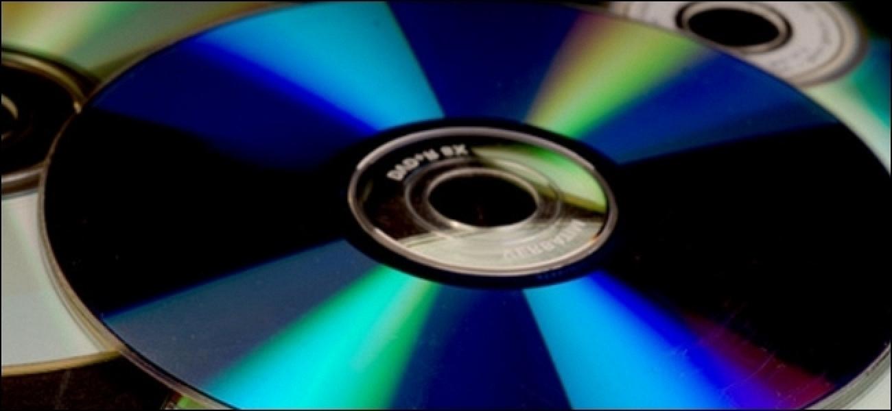 Zergatik CDek eta DVDek Zentro Kanpotik Datuak Gehitzen dituzte?