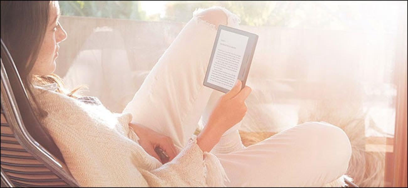 Kindle vs Paperwhite vs Voyage vs Oasis: Zein Kindle Erosi beharko zenuke?