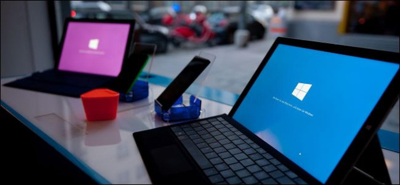 Secure Boot-ek nola funtzionatzen du Windows 8  eta 10, eta Zer esan nahi du Linuxerako