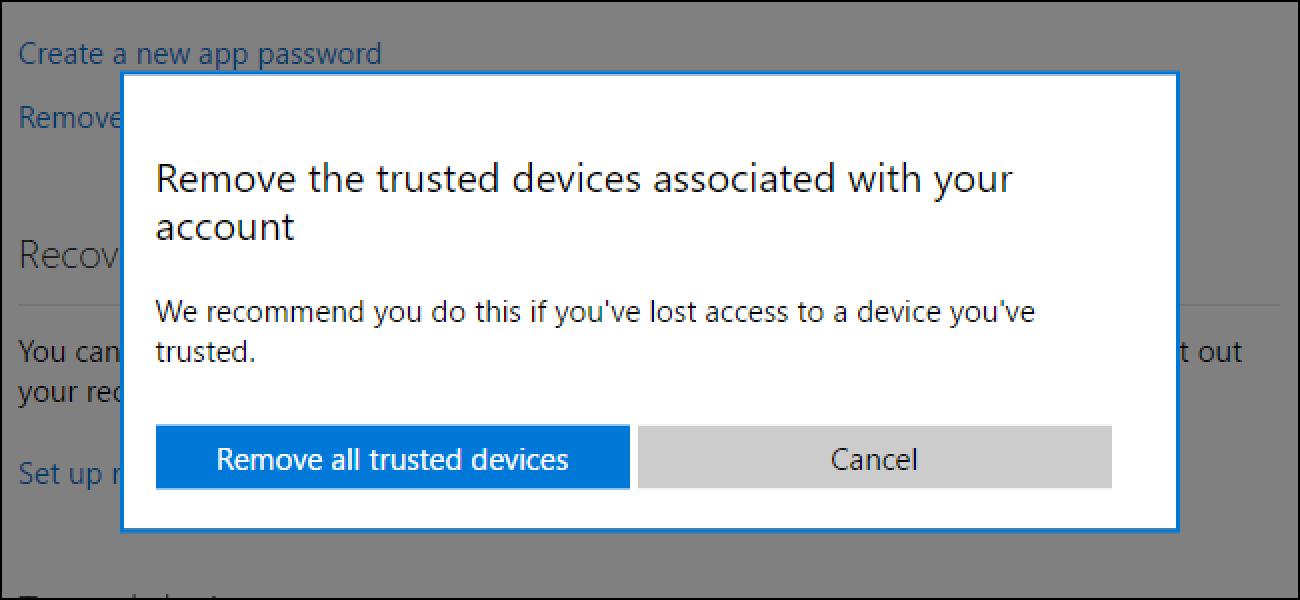 """Nola funtzionatzen dute """"Konfiantzazko gailuek"""" Windows 10 (eta zergatik ez duzu behar """"PC honetan konfiantzarik"""")"""