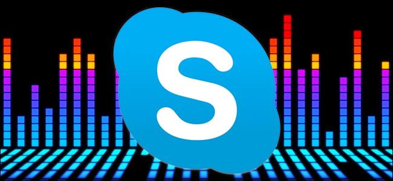 Nola gelditu Skype Beste guztia hain lasaia bihurtuz