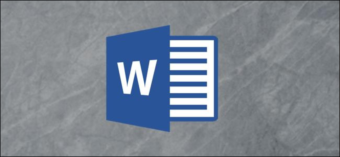 Nola geldiarazi Microsoft Word-ek bi espazioak akats gisa markatu ondoren