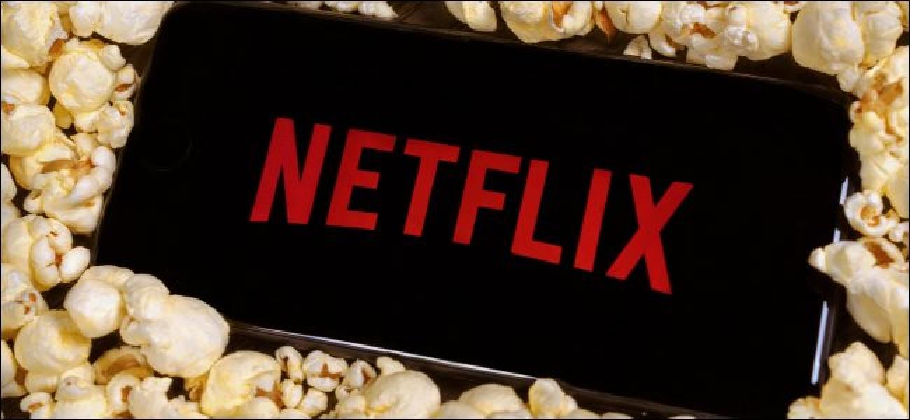 Nola erabili Netflix-en Pantailaren blokeoa erreprodukzio kontrolak desgaitzeko