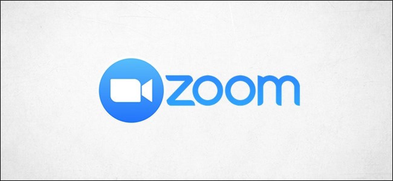 8 Moduak ziurtatzeko zure hurrengo Zoom bideo-deia