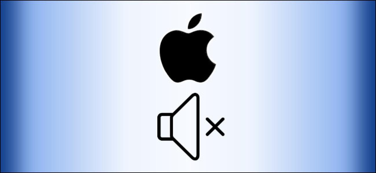 Nola aktibatu Startup Chime zure Mac berrian