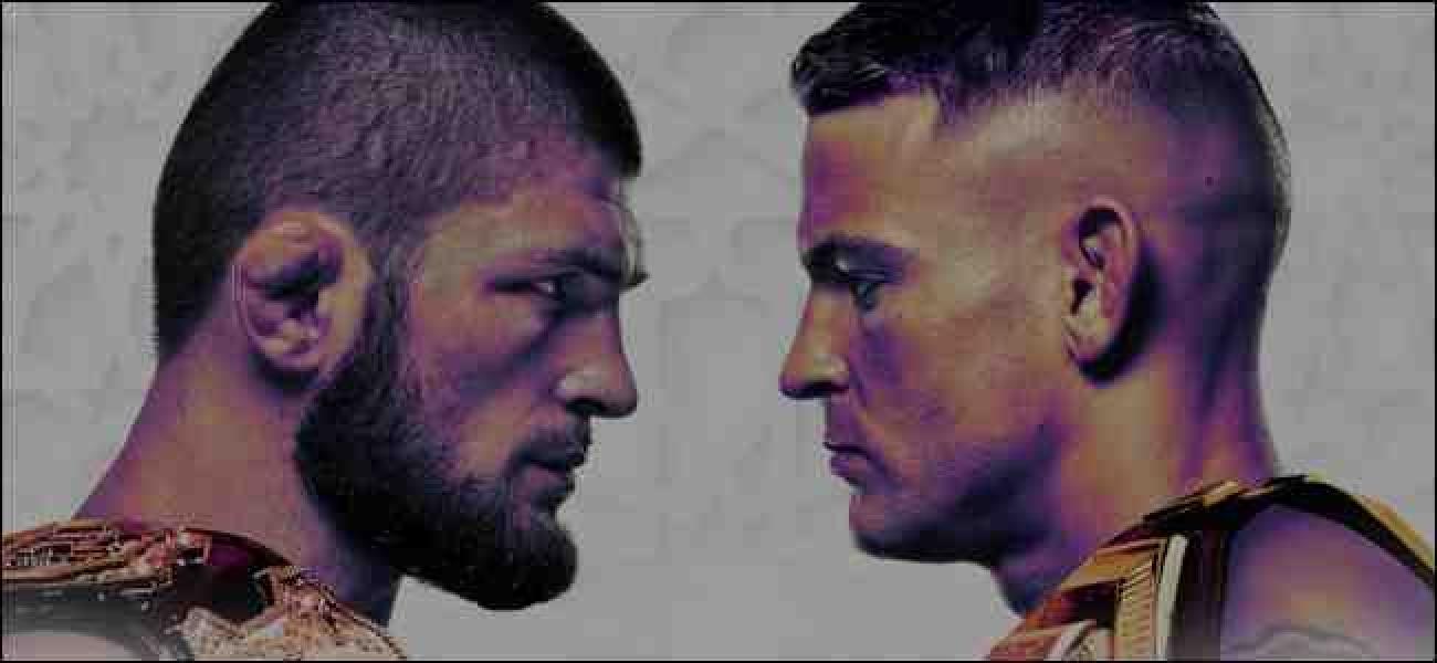 Nola streaming UFC 242 Khabib vs Poirier Live Online