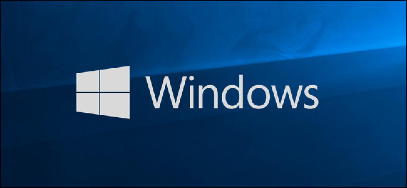 Nola aktibatu edo desgaitu saioa hasteko Windows 10