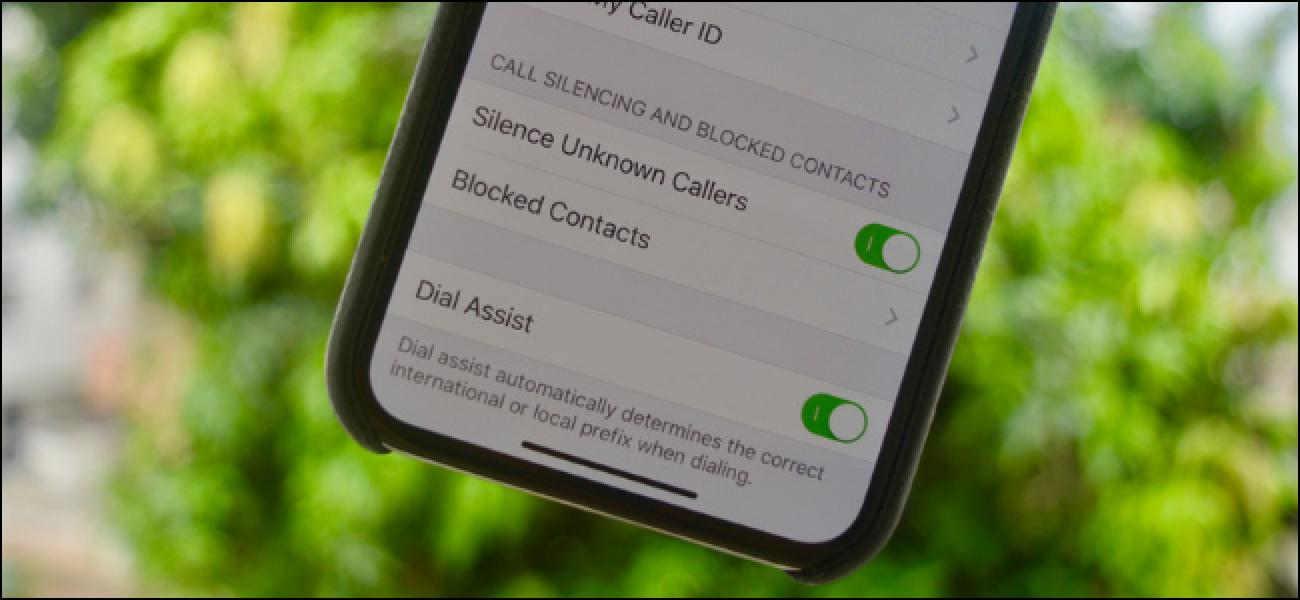 """Nola iOS 13-en """"Isilpeko deitzaileen deitzaileek"""" telefonoa zabaltzea eragotziko duten"""
