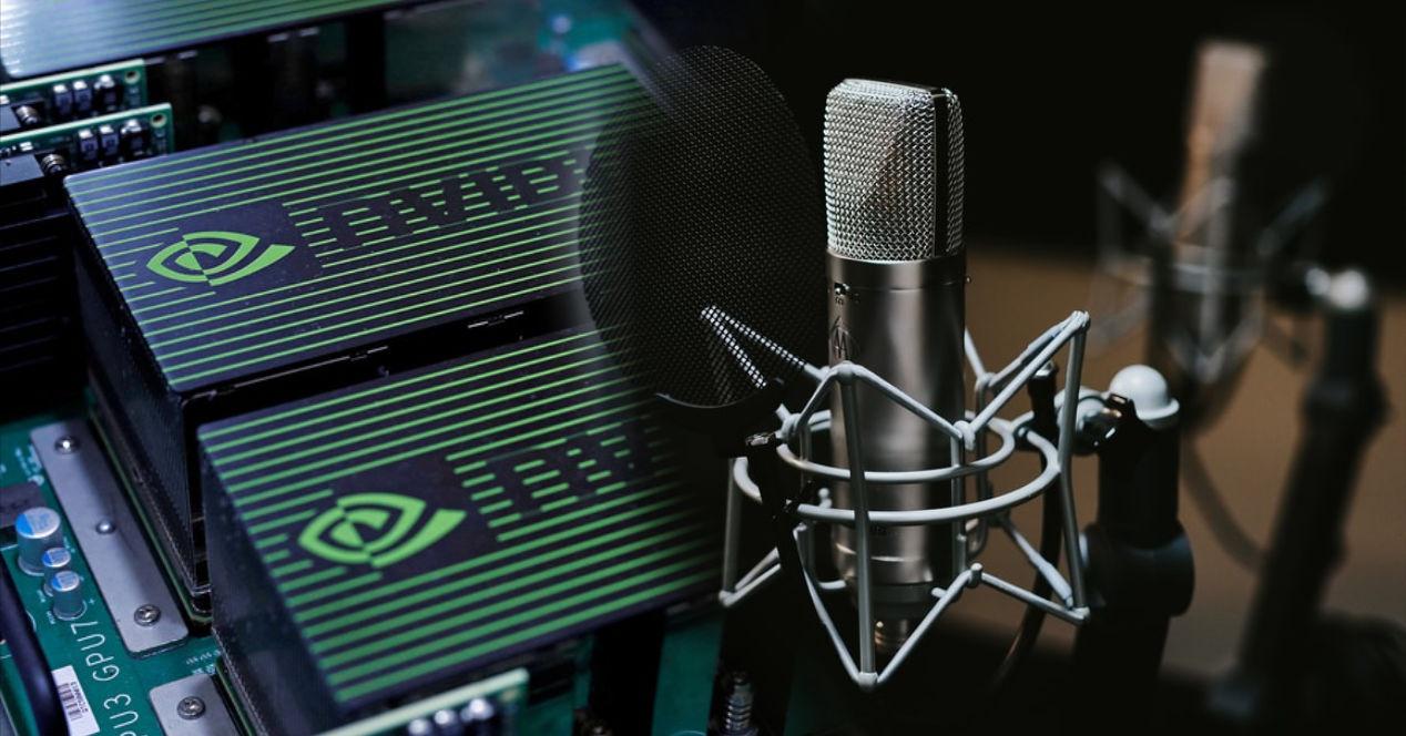 RTX Voice da streaming, podcaster eta beste sortzaile batzuek amestu zutena