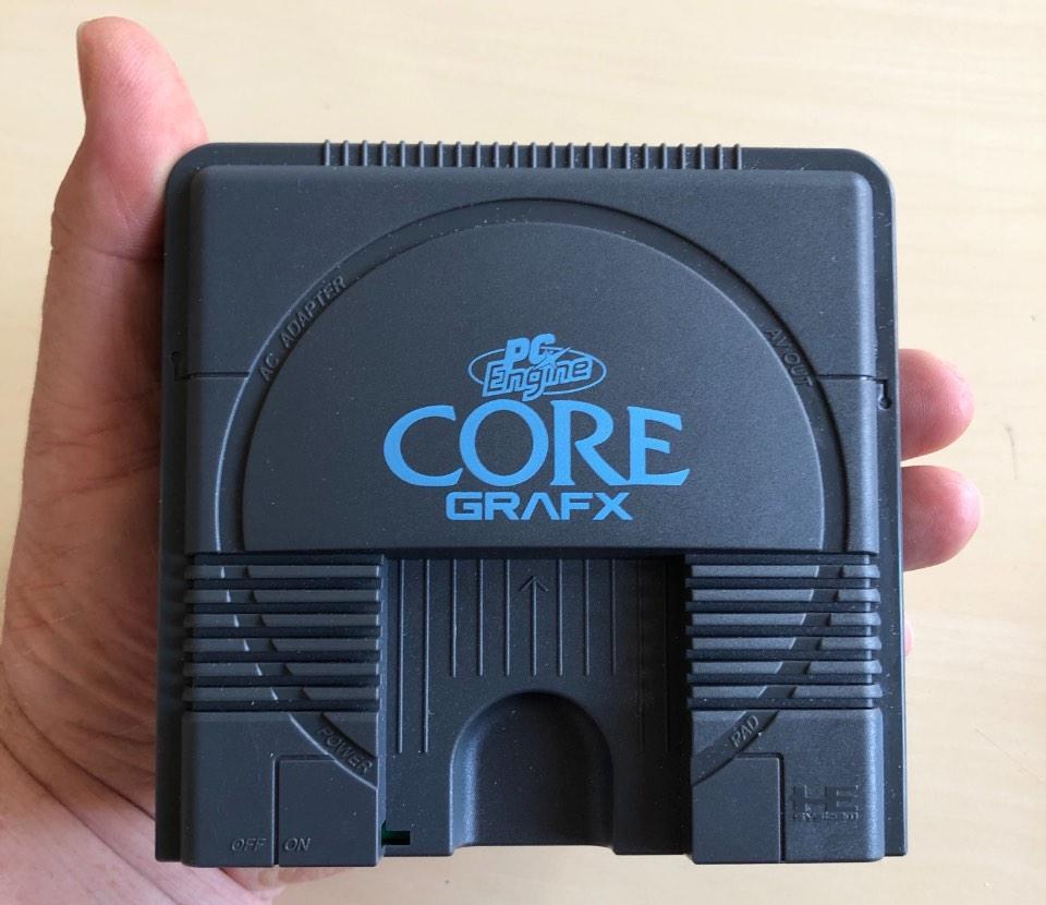 PC Engine Core Grafx Mini Iritzia 8