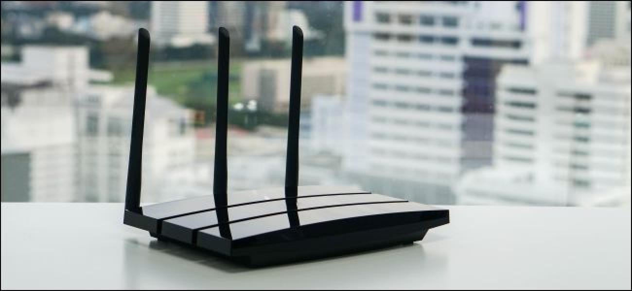 Nola ikusi gordetako Wi-Fi pasahitz guztiak Windows 10