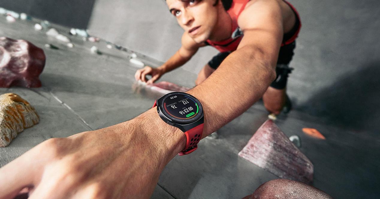Huawei Watch berriak SpO2 neurtzen du, patinatzeko egokia da ... zer gehiago dakar berriak?