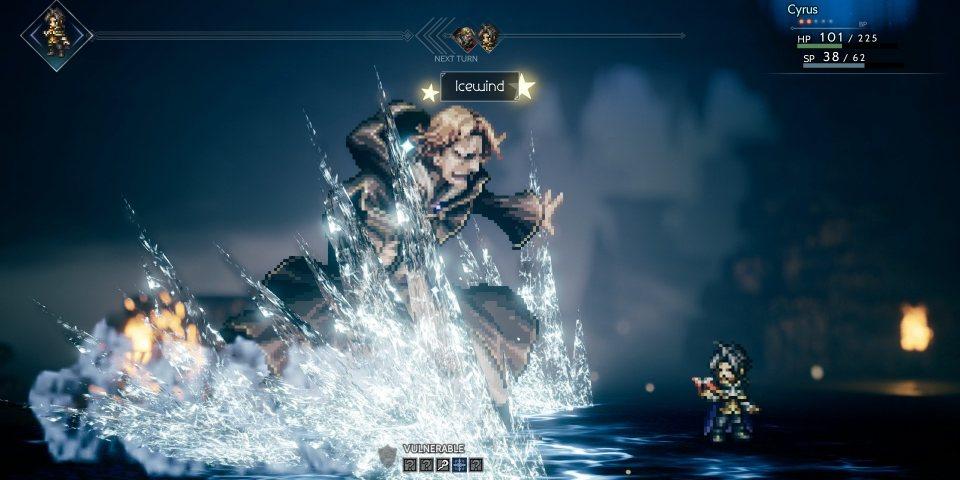 Estatuko Octopath Traveller da Square Enix-en RPGan jokatzeko tokirik onena? 2