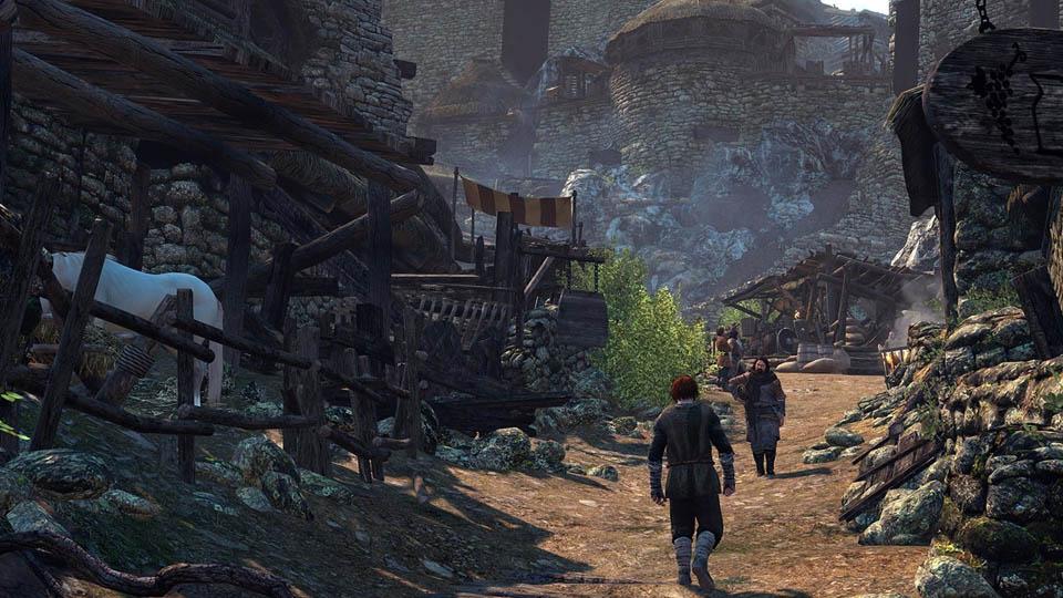 Mount & Blade estalpean atzera egitea 2: Bannerlord Sarbide Goiztiarra 2