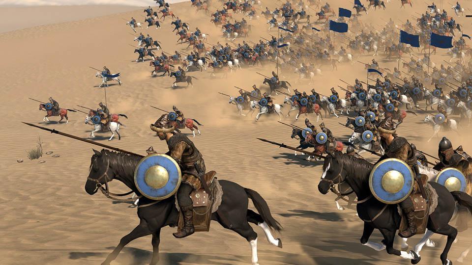 Mount & Blade estalpean atzera egitea 2: Bannerlord Sarbide Goiztiarra