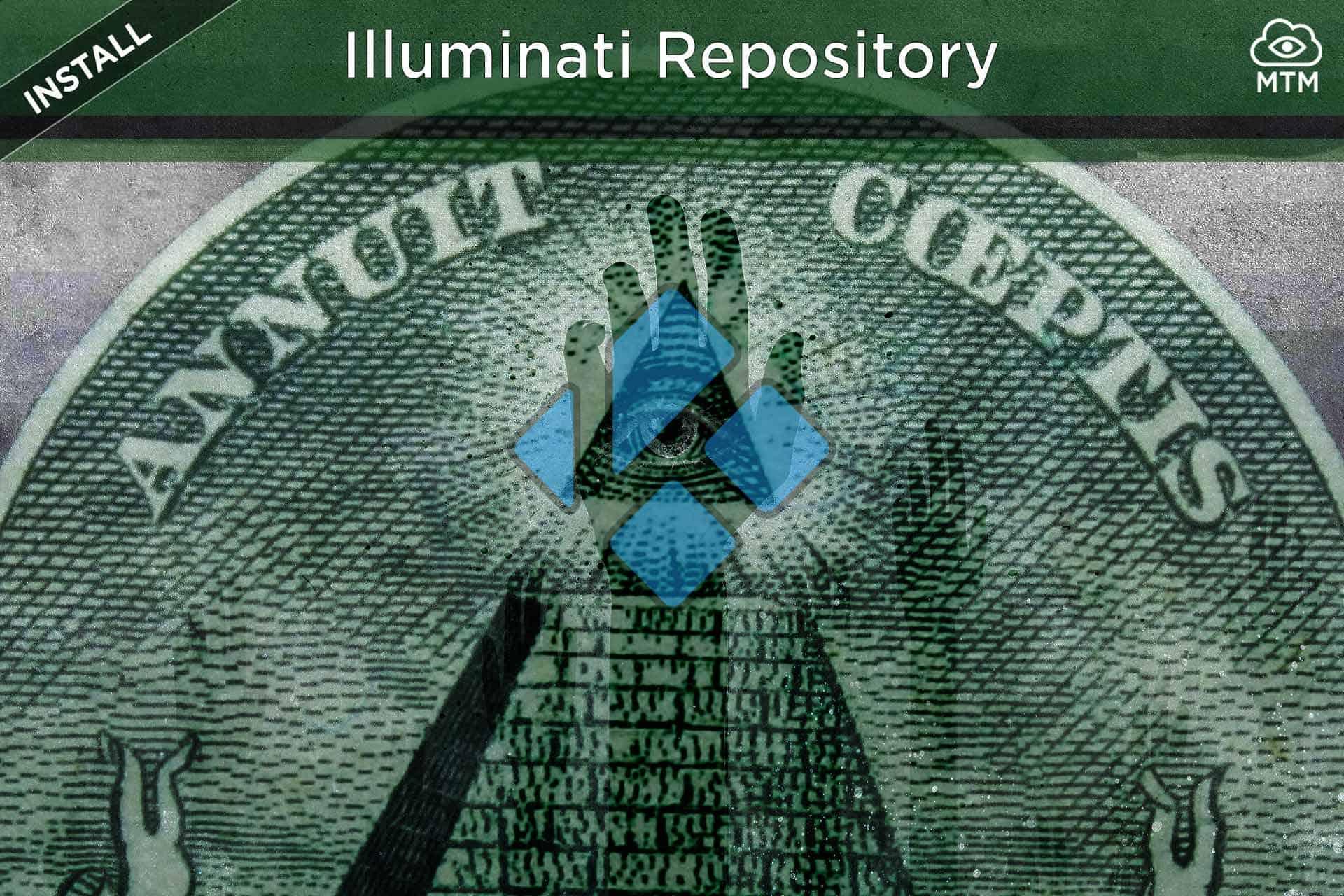 Nola Illuminati Biltegia Kodi-ra instalatu