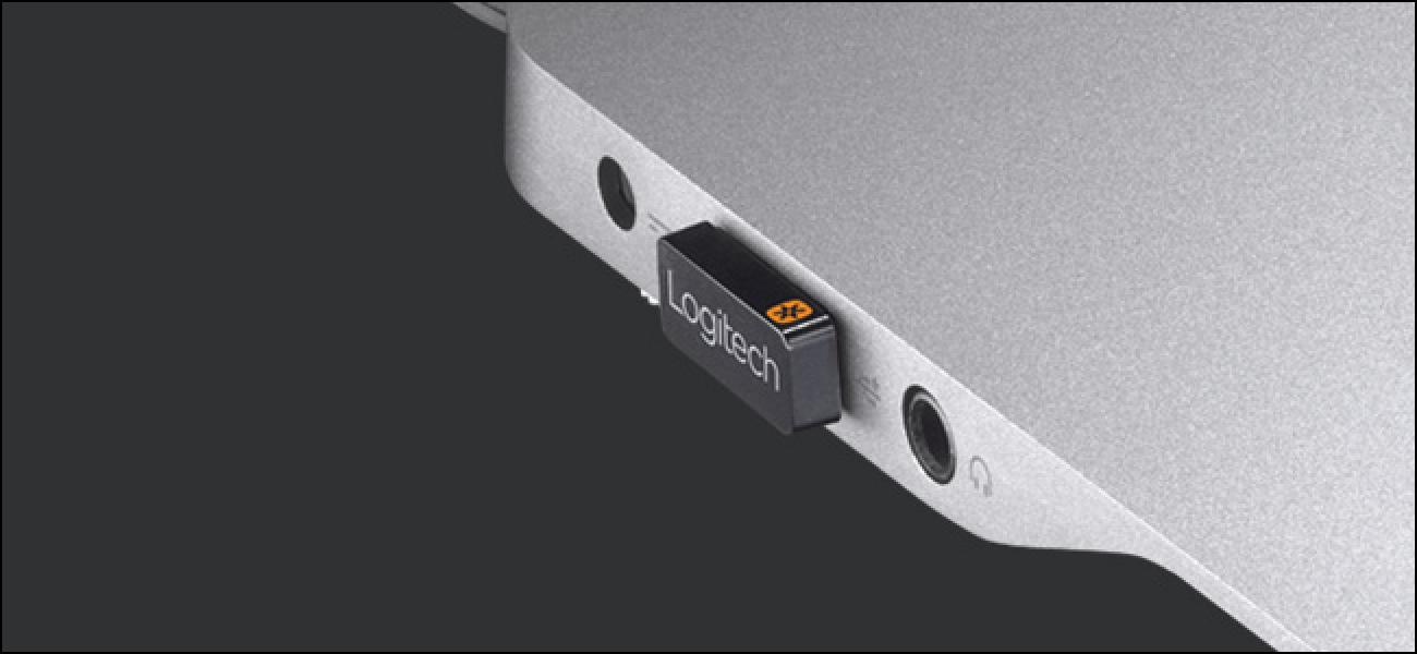 Eguneratu zure Logitech Wireless Dongle oraintxe bertan