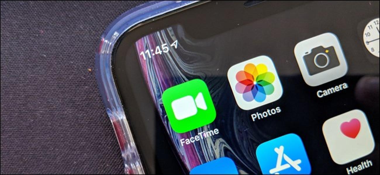iOS 12.1.1, Gaur egun, FaceTime Kamera aldatzen du Ukitu bakarra berriro