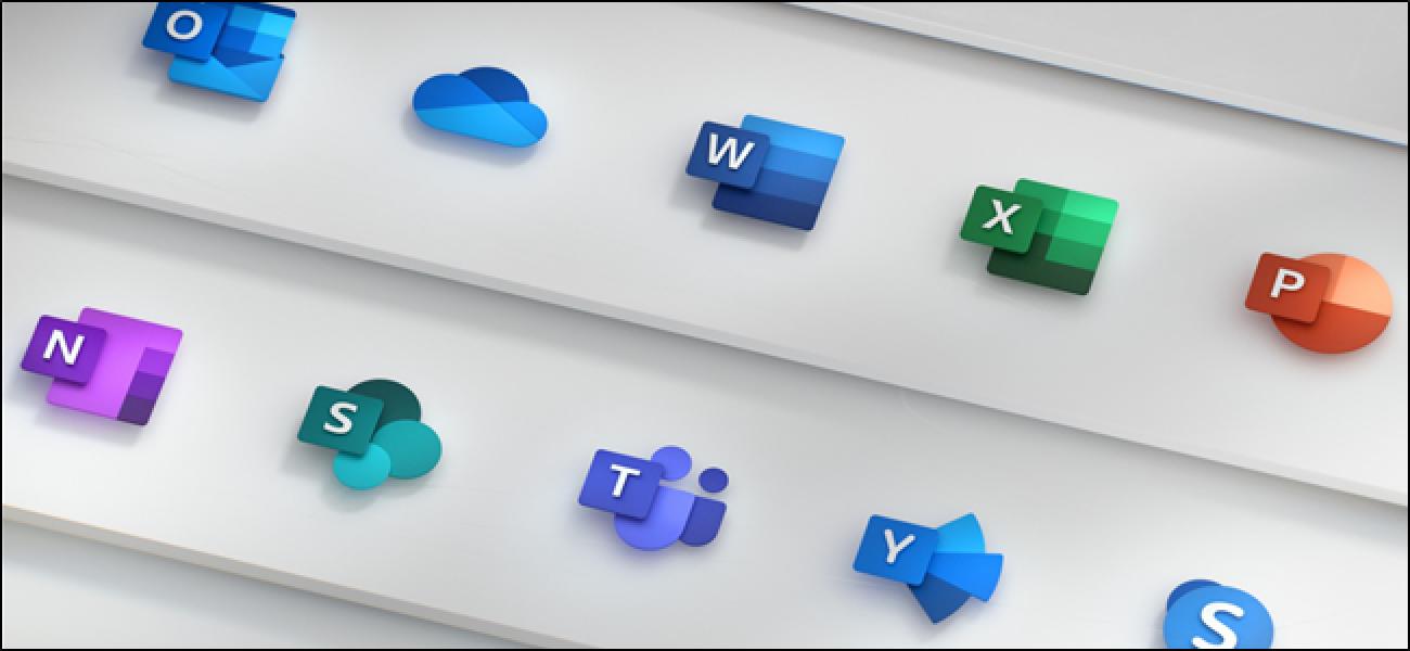 Microsoft-ek bateratuko du Windows 10 ikono berri diseinu berriarekin