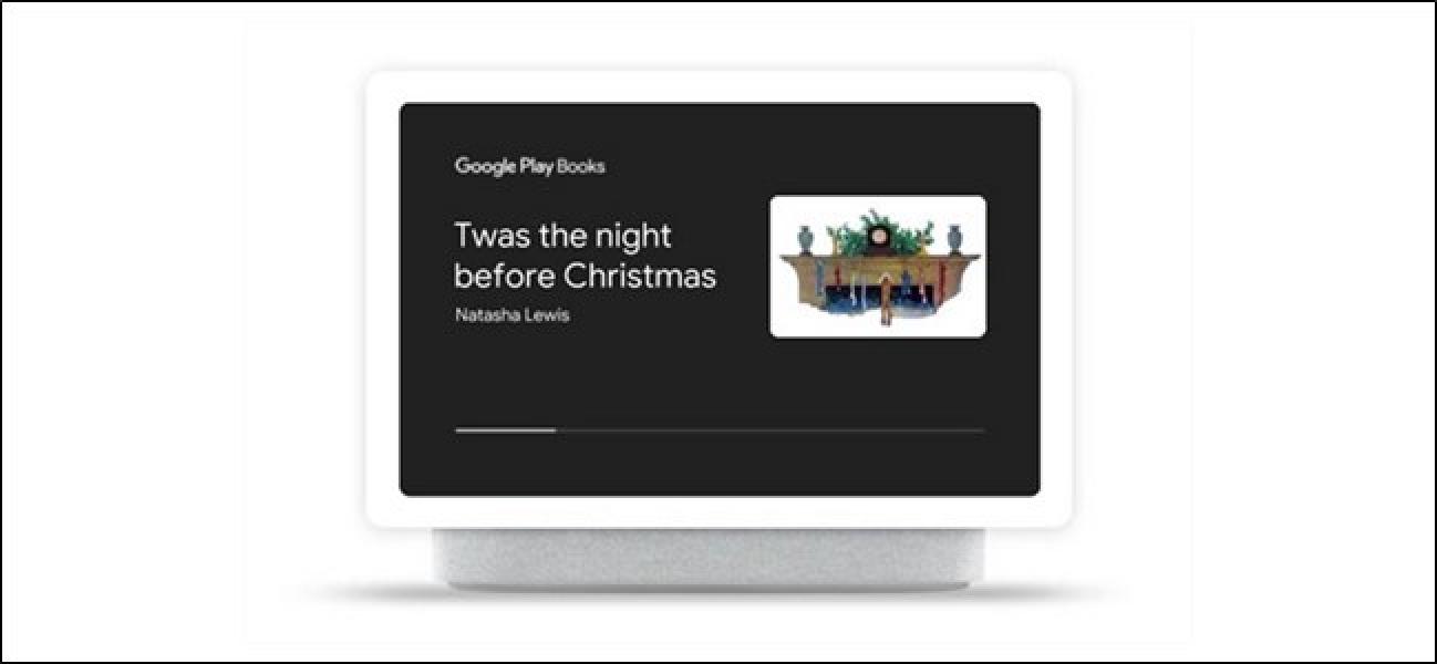Google AssistantEzaugarri berriak Egin Etxea Hub Are hobeto