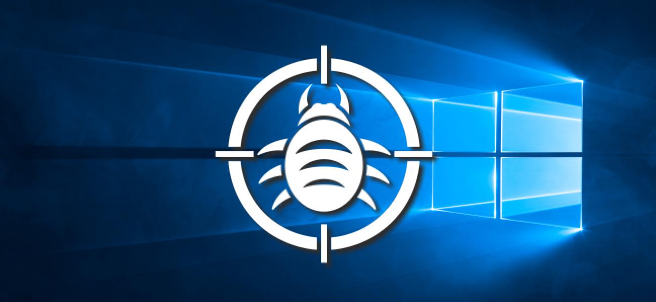 Windows 10 Eskerrak emateko asteburua izan zuen eguneratzeko akatsekin