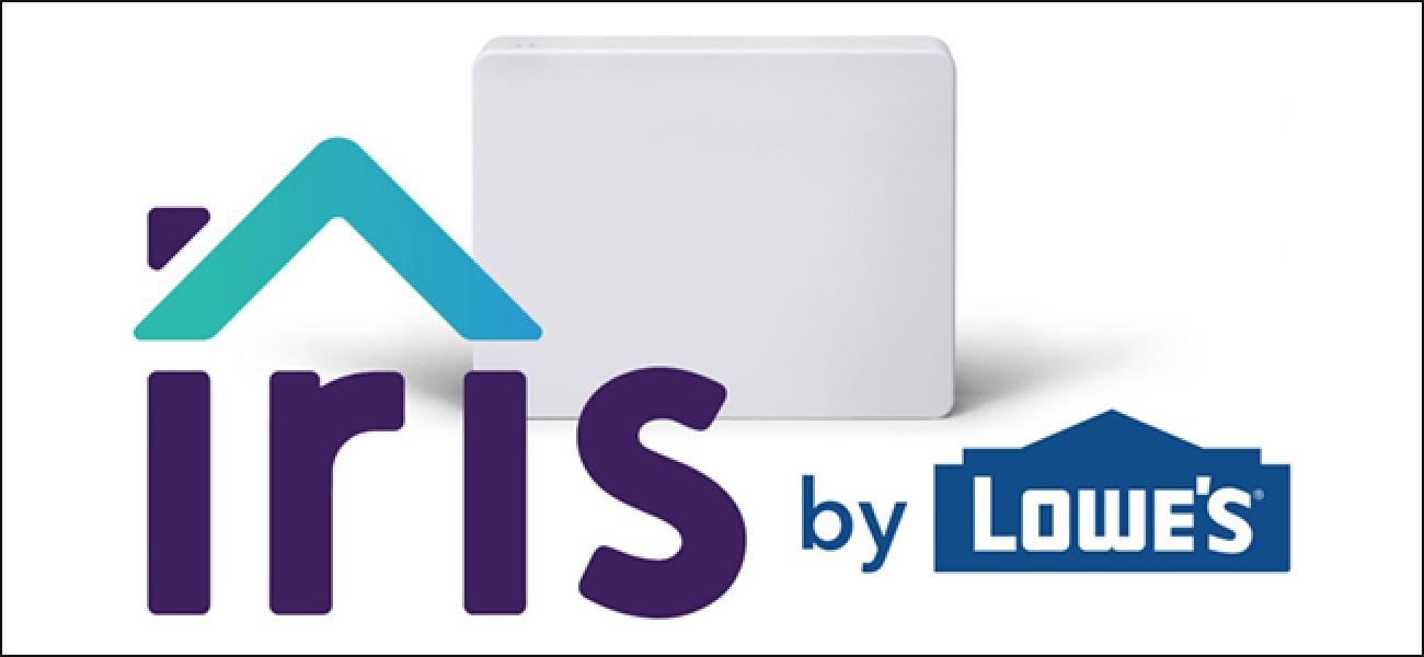 Lowe's Is Iris Smarthome Plataforma iraultzen ari da
