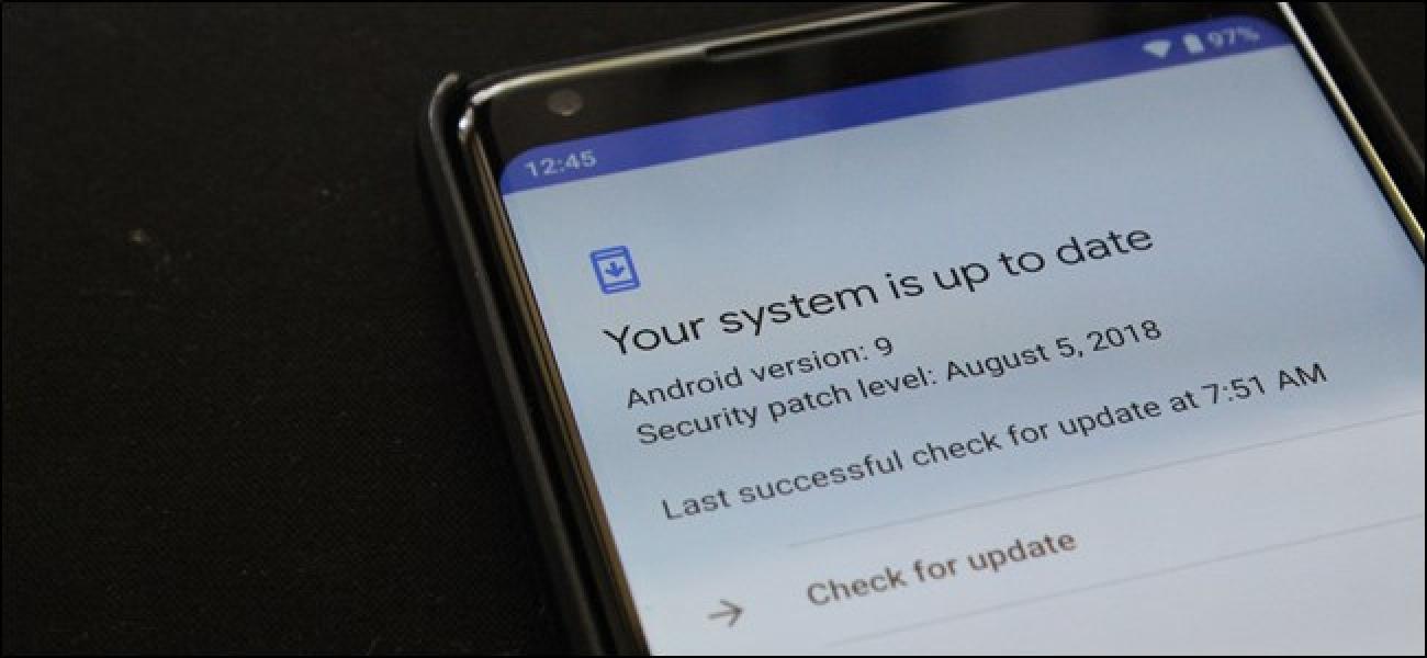 Google-k esan nahi du eguneratze azkarragoak datozela: Android telefono mugikor guztiak proiektuaren azterketa barne