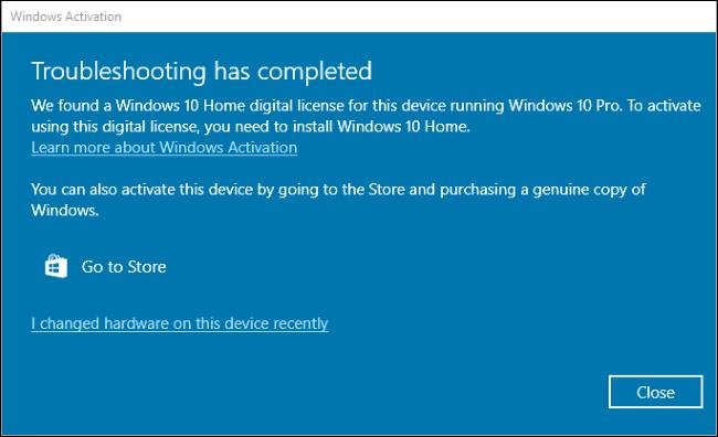 Microsoft-ek zenbait kasutan desaktibatu ditu Windows 10 ordenagailu 2