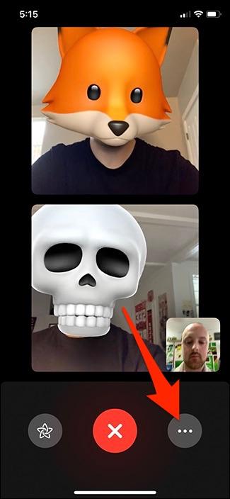Nola erabili Taldea FaceTime iPhone eta iPad-en 7