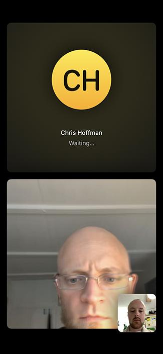 Nola erabili Taldea FaceTime iPhone eta iPad-en 4