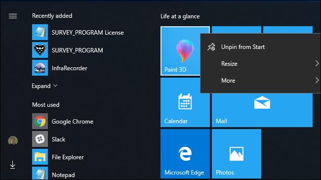 Windows 10-ren hurrengo eguneratzeak kranpozko fitxak desblokeatu ditzakezu 6 Bisitaldiak 2