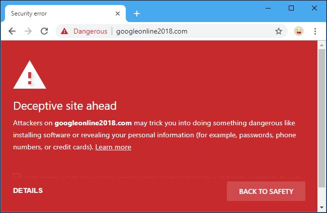 Bingek Chrome bilatzen duzunean Malware bultzatzen ari da 5