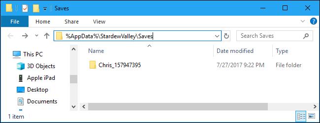 Nola transferitu zure Stardew Valley aurrezki PC, Mac, iPhone eta iPad artean 2
