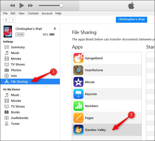 Nola transferitu zure Stardew Valley aurrezki PC, Mac, iPhone eta iPad artean 7